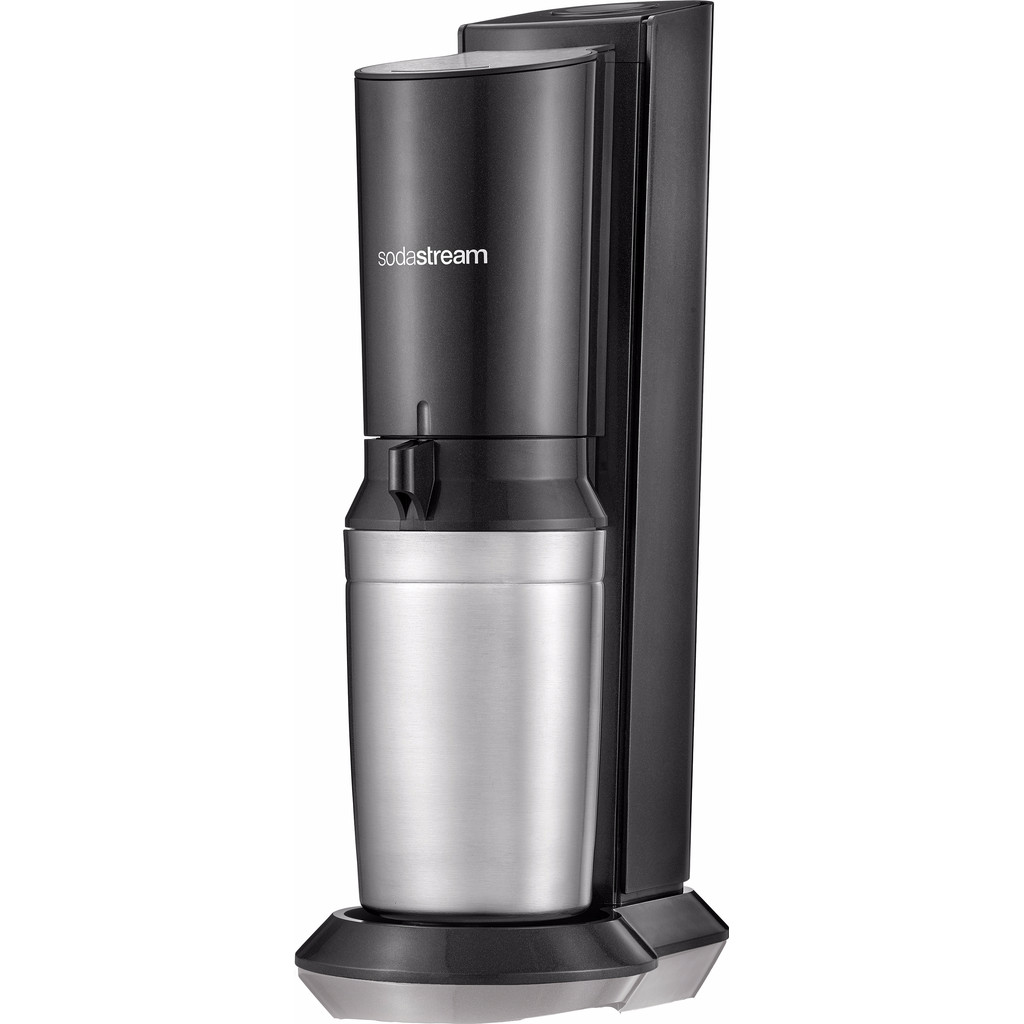 SodaStream Crystal Zwart in Engis