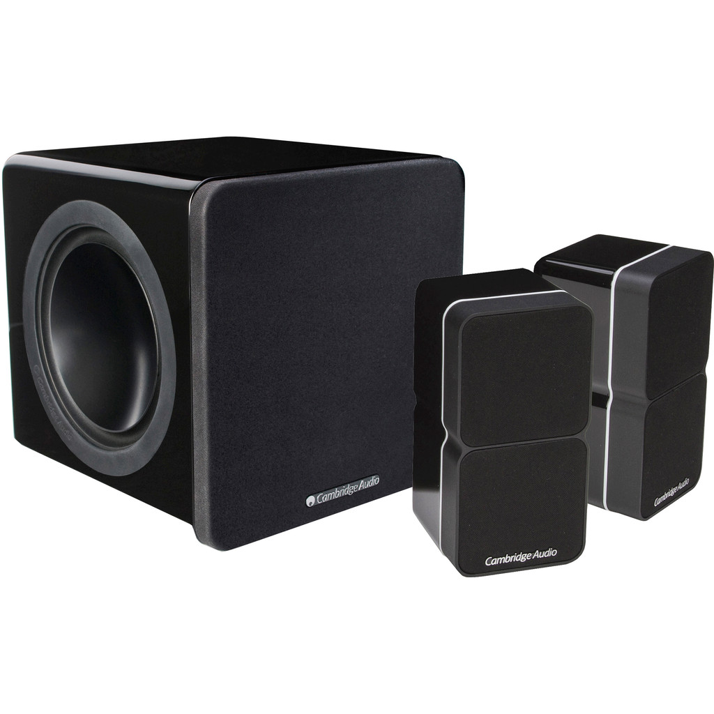 Cambridge Audio Minx Min 22 2.1 Set Zwart kopen