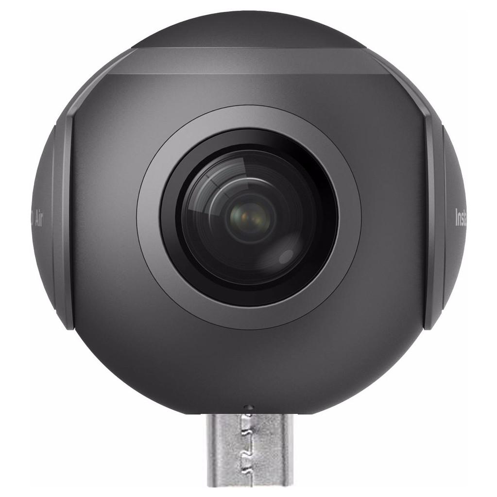 Insta360 Air Micro-Usb 360 Graden Camera voor Android Zwart