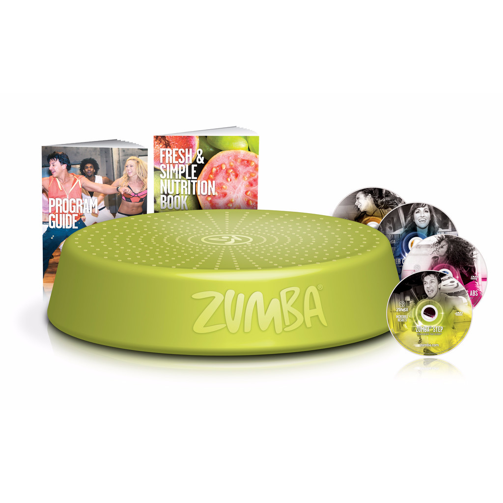 Zumba Fitness Pakket in Nobressart