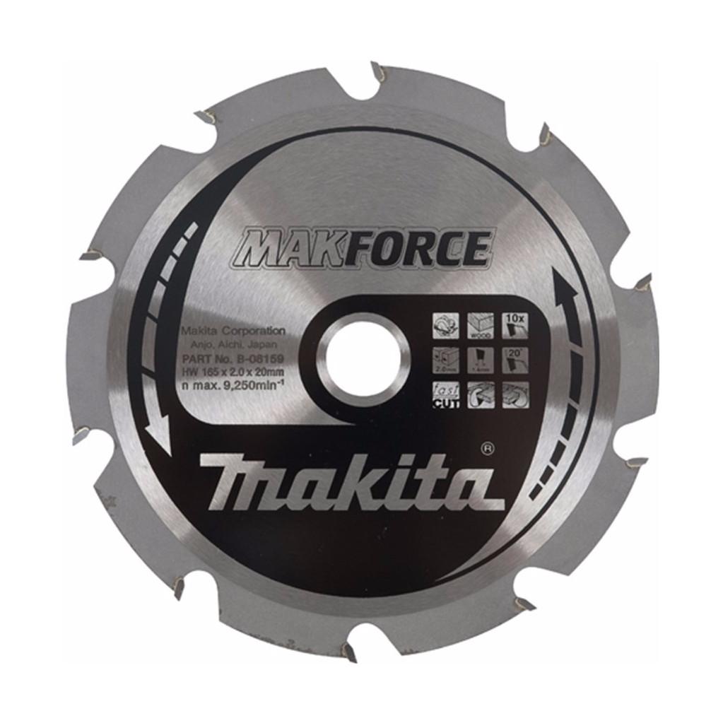 Makita Zaagblad HM hout 190x30x2mm 12T B-08224 kopen
