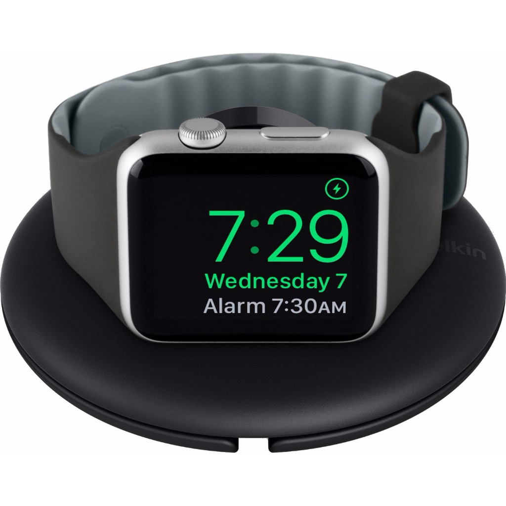 Afbeelding van Belkin Apple Watch Travel Stand draadloze oplader