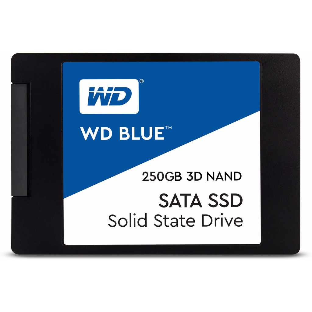 WD Blue 3D NAND 250GB 2,5 inch kopen