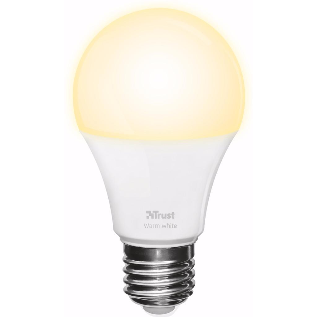 Image of Trust Smart Home White E27 Led Lamp