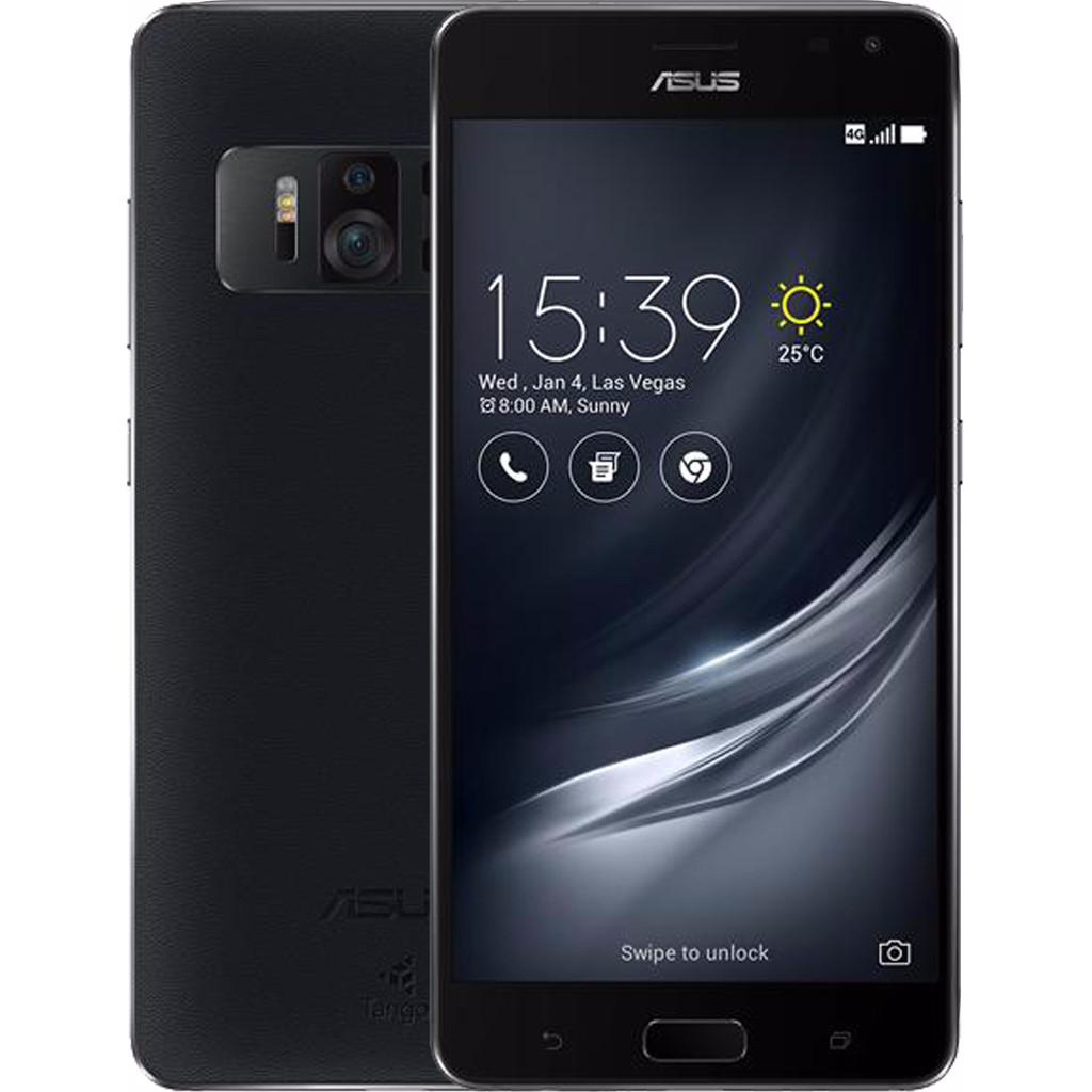 Asus Zenfone AR Zwart-128 GB opslagcapaciteit  5,7 inch Quad HD scherm  Android 7.0 Nougat
