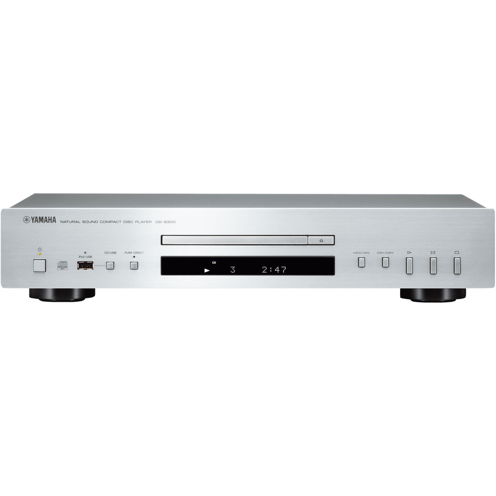 Yamaha CD-S300 Zilver in Langenboom