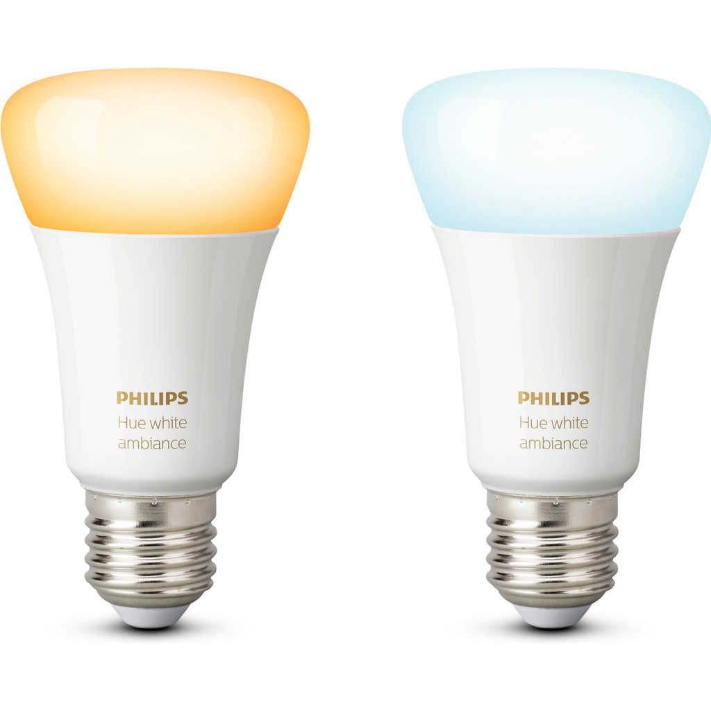 Philips Hue White Ambiance E27 Duopack in Westlaren