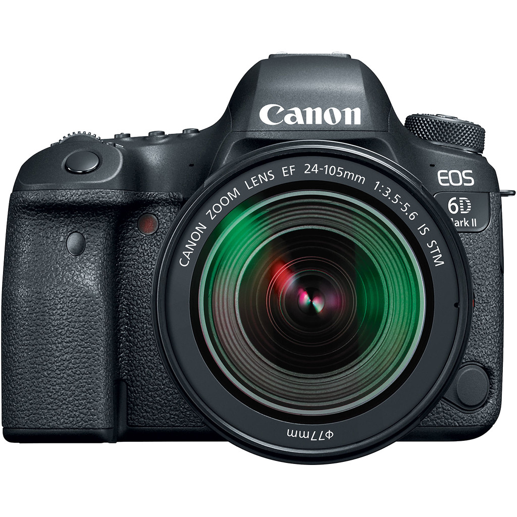 Canon EOS 6D Mark II DSLR + 24-105mm STM