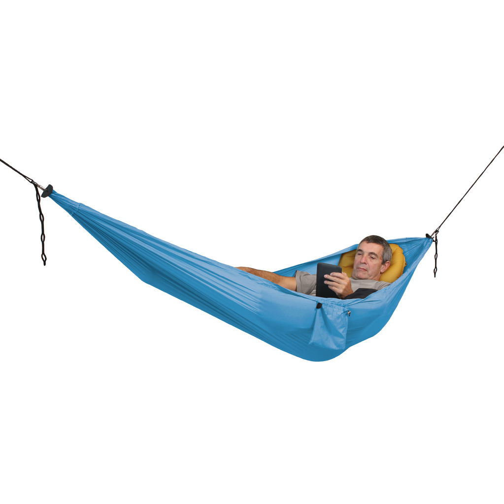 Exped Travel Hammock Plus Skyblue in Westkerke