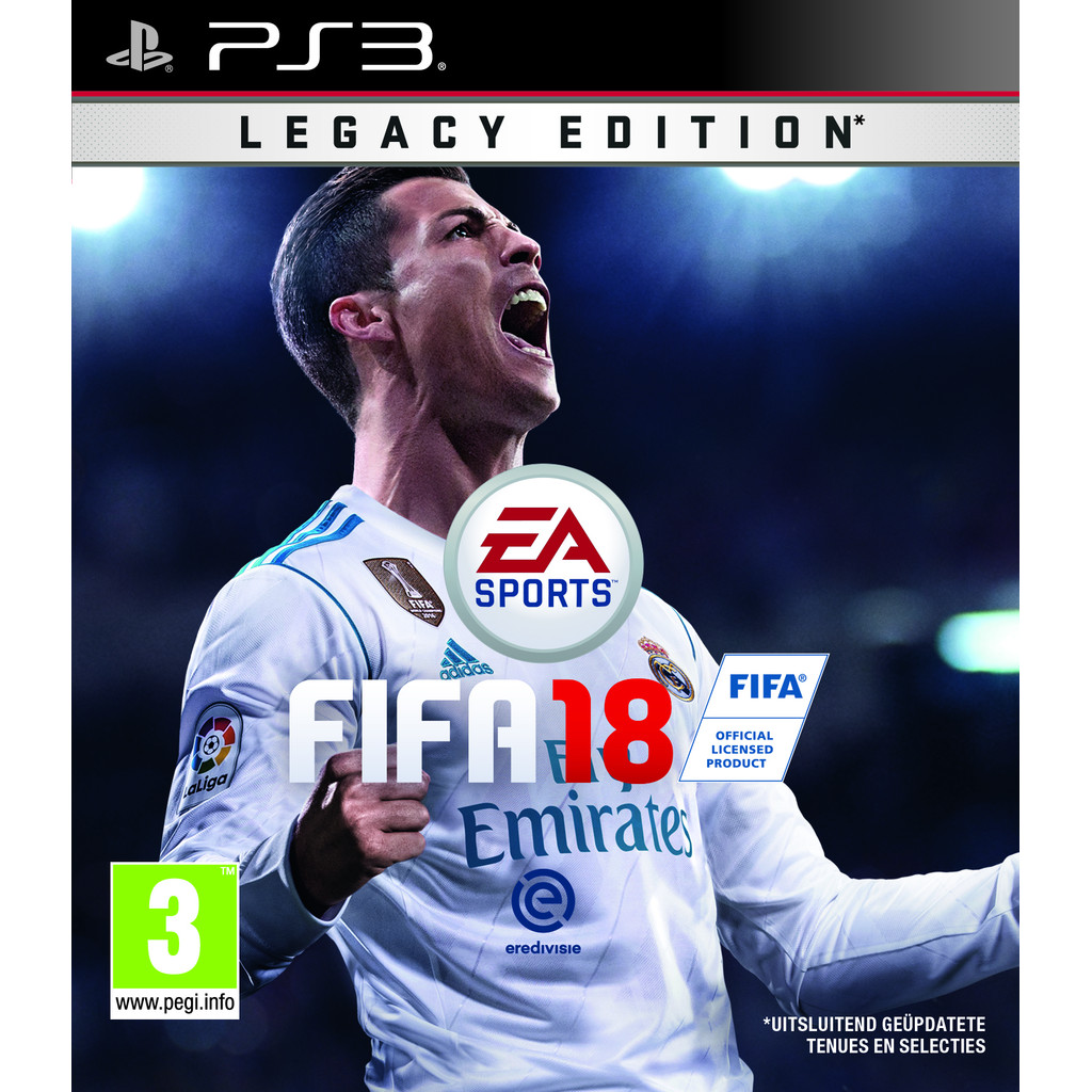 FIFA 18 (Legacy Edition) | PlayStation 3