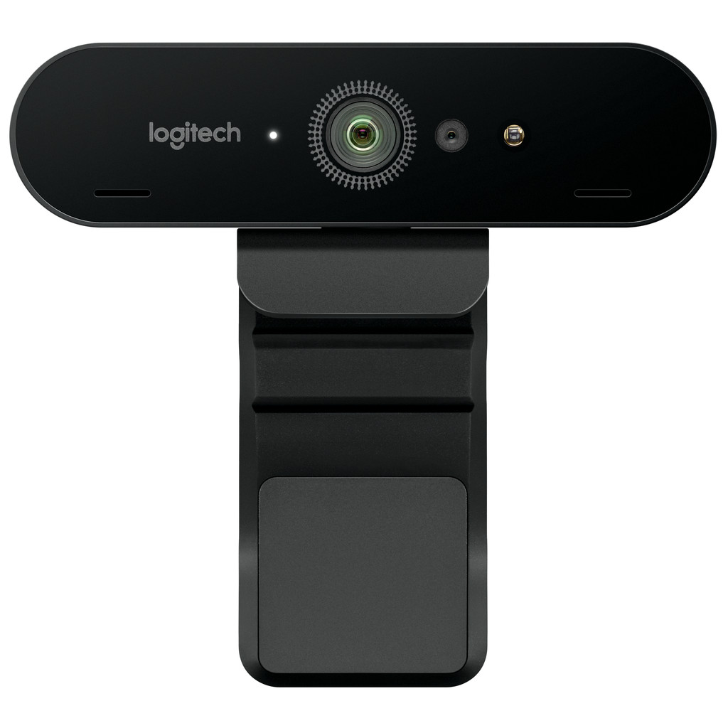 Logitech BRIO 4K Stream Edition-4K webcam  HDR technologie  Geïntegreerde XSplit-oplossing  Geoptimaliseerd voor streaming  1080p/60fps in HD
