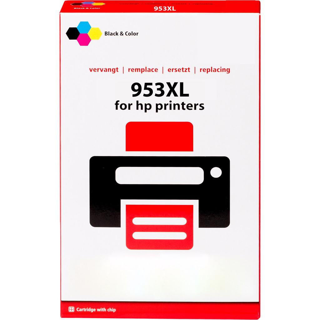 Huismerk 953XL Multipack voor HP Printers (PM-H953) in Kruisweg