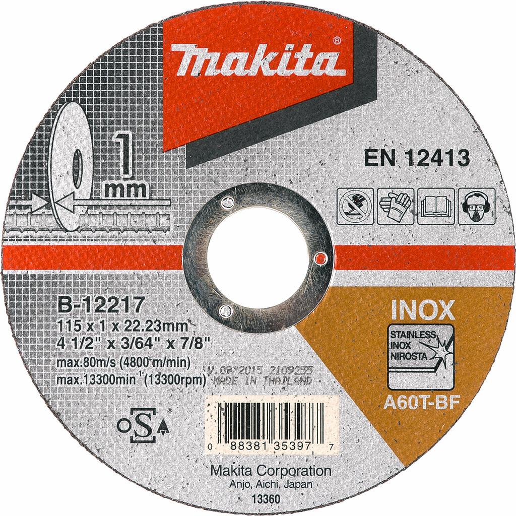 Makita B-12239 Slijpschijf Staal 125 mm kopen
