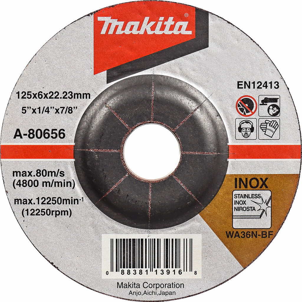 Makita A-80656 Afbraamschijf 125 mm kopen