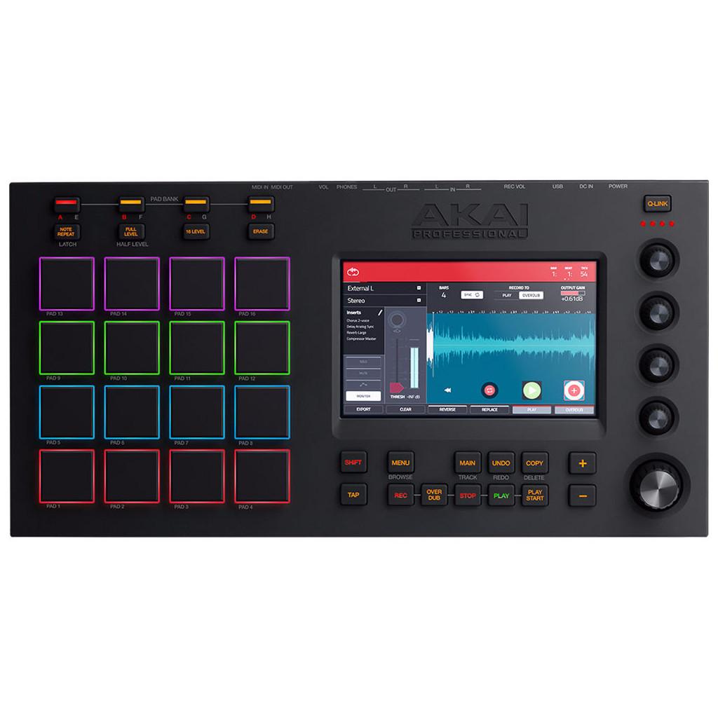 AKAI MPC Touch studio controller