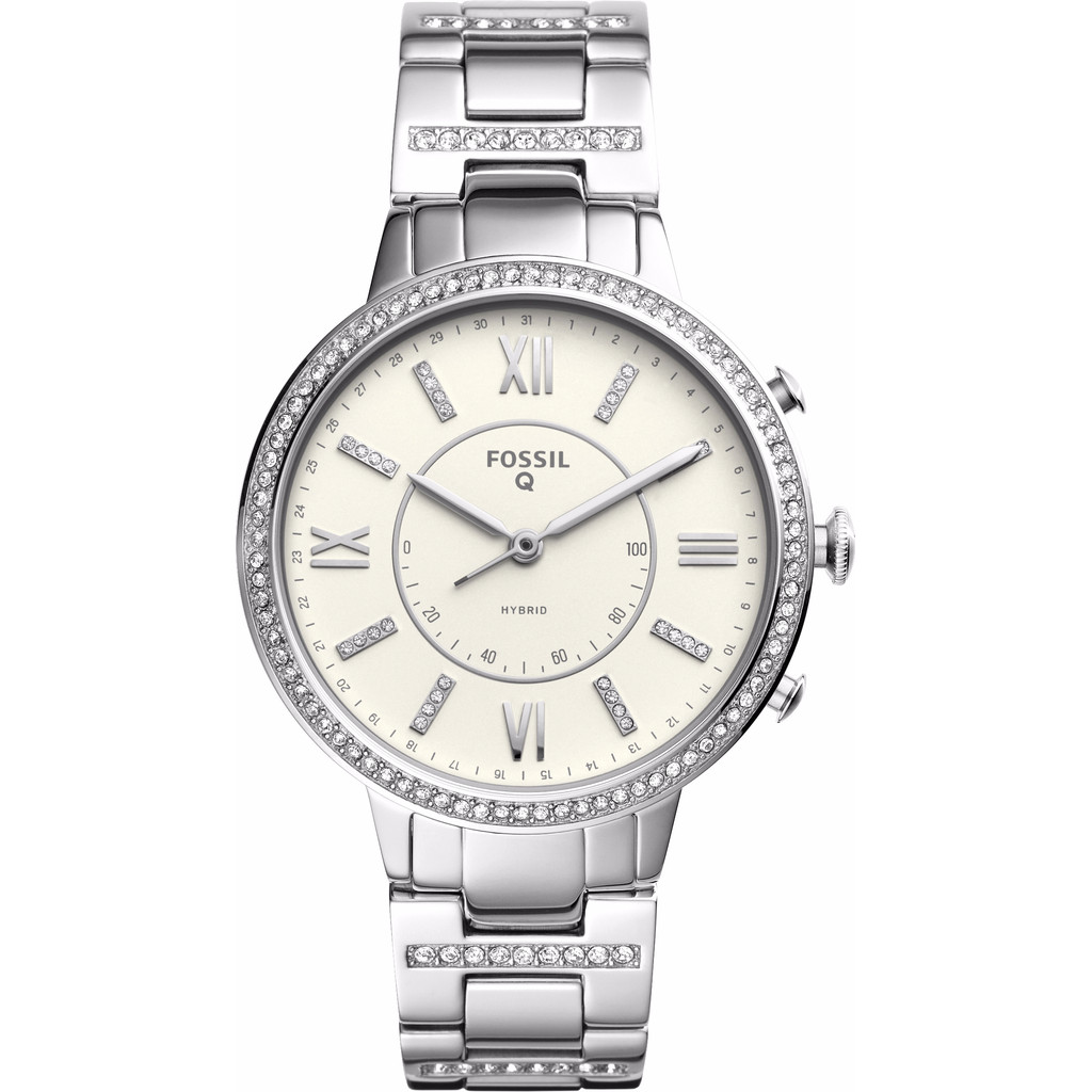 Fossil FTW5009 Analoog Dames Connected Hybrid
