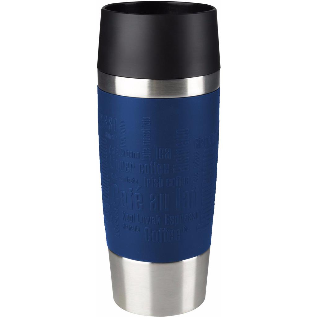 Tefal Travel Mug 0,36 liter RVS/blauw kopen