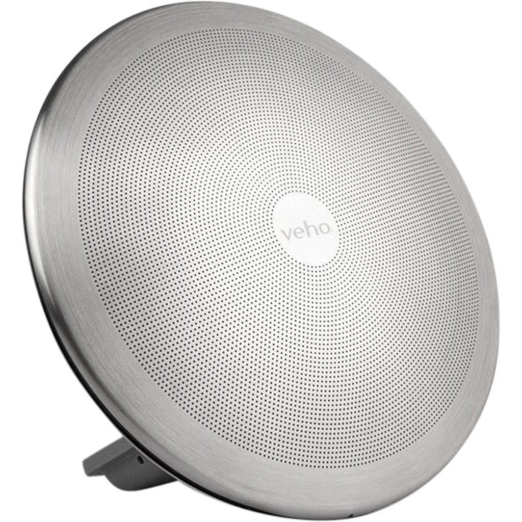 Veho M8 Wireless Bluetooth Speaker Inc Mic & Handsfree Calling Silver