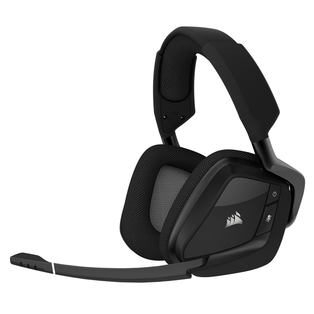 Corsair Gaming VOID PRO RGB Wireless Dolby 7.1 Carbon in Uiteinde