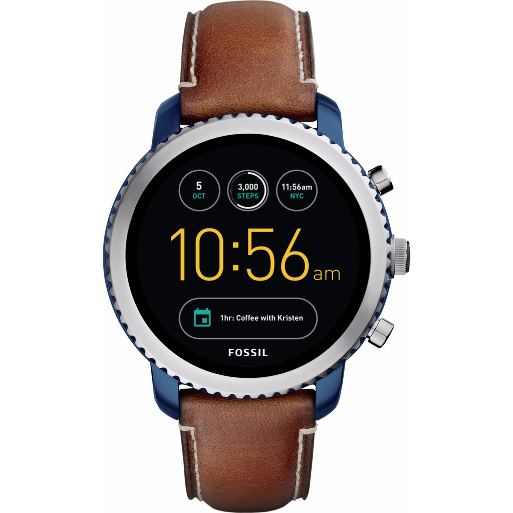 Fossil Q Explorist FTW4004 in Eng