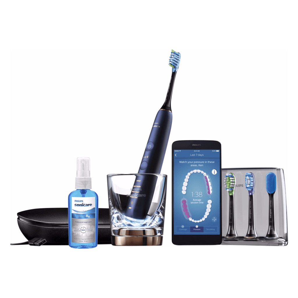 Philips Sonicare DiamondClean Smart HX9954/53 in Scheide