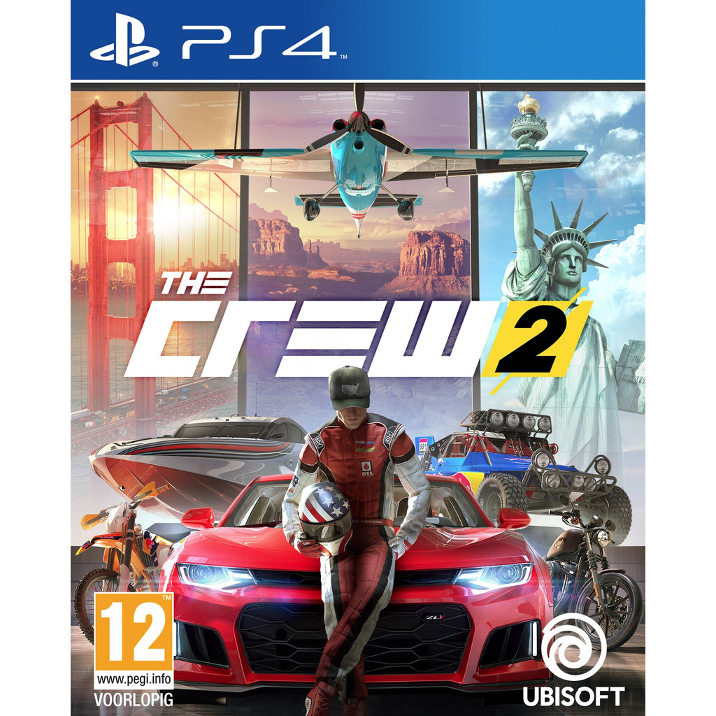 The Crew 2 PS4 in Buinerveen