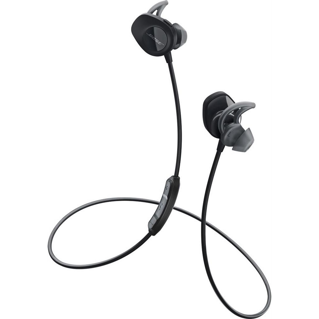 Bose SoundSport wireless headphones Zwart kopen