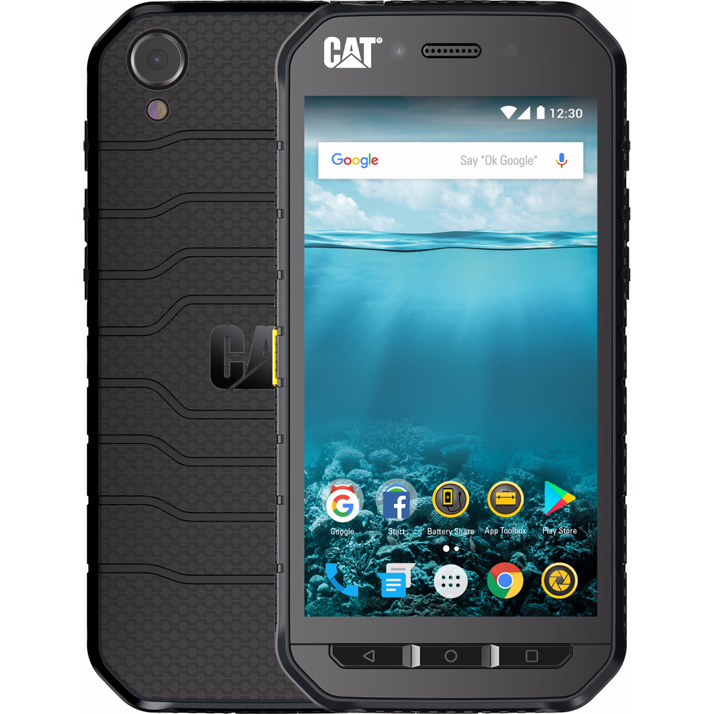 CAT S41 Dual SIM 32GB, 3GB RAM Zwart