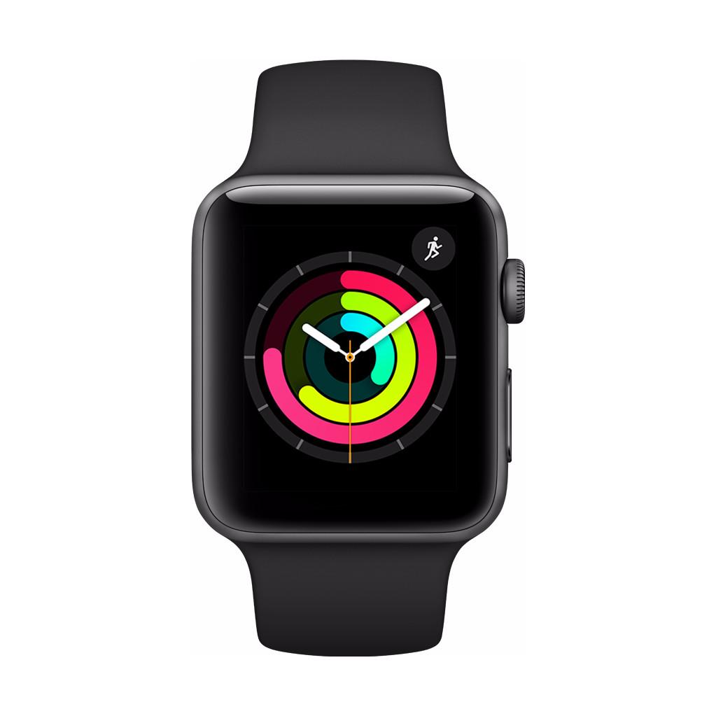 Tweedekans Refurbished Apple Watch Series 3 42mm Space Gray