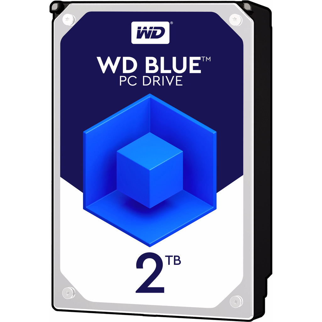 WD Blue HDD 2 TB kopen