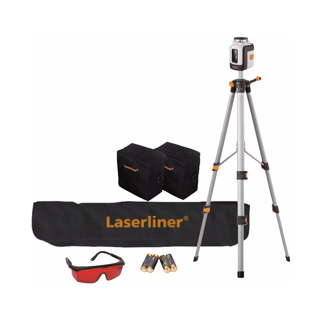 Laserliner SmartLine Laser 360 Set in Katerbosch