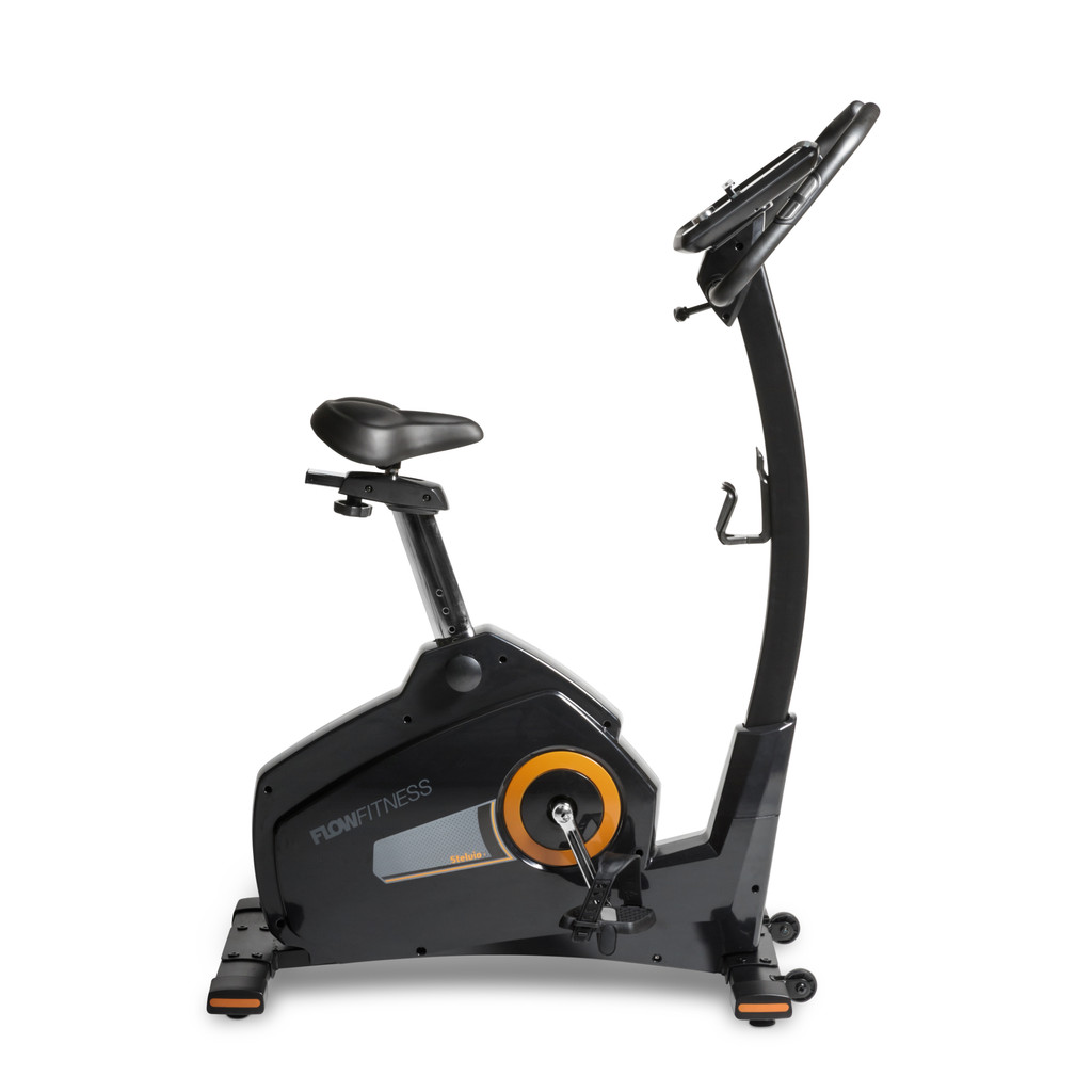 Flow Fitness Stelvio iConsole 2018 Ergometer in Thines