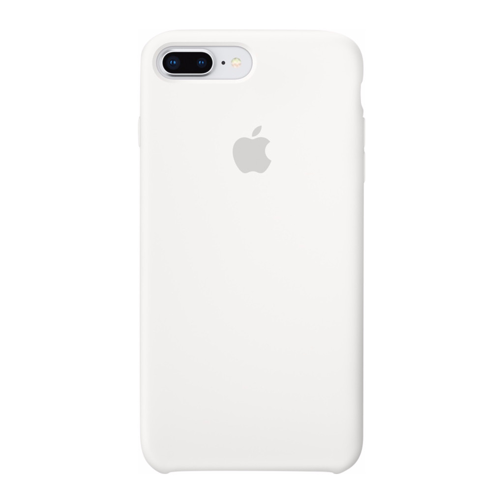 Apple iPhone 7 Plus 8 Plus Silicone Back Cover Wit