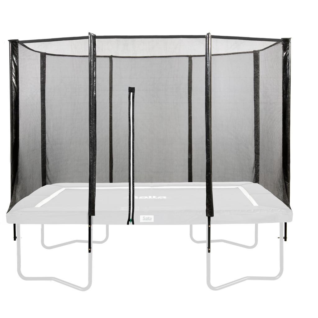 Salta Veiligheidsnet Premium Black Edition 213 x 305 cm in Faymonville