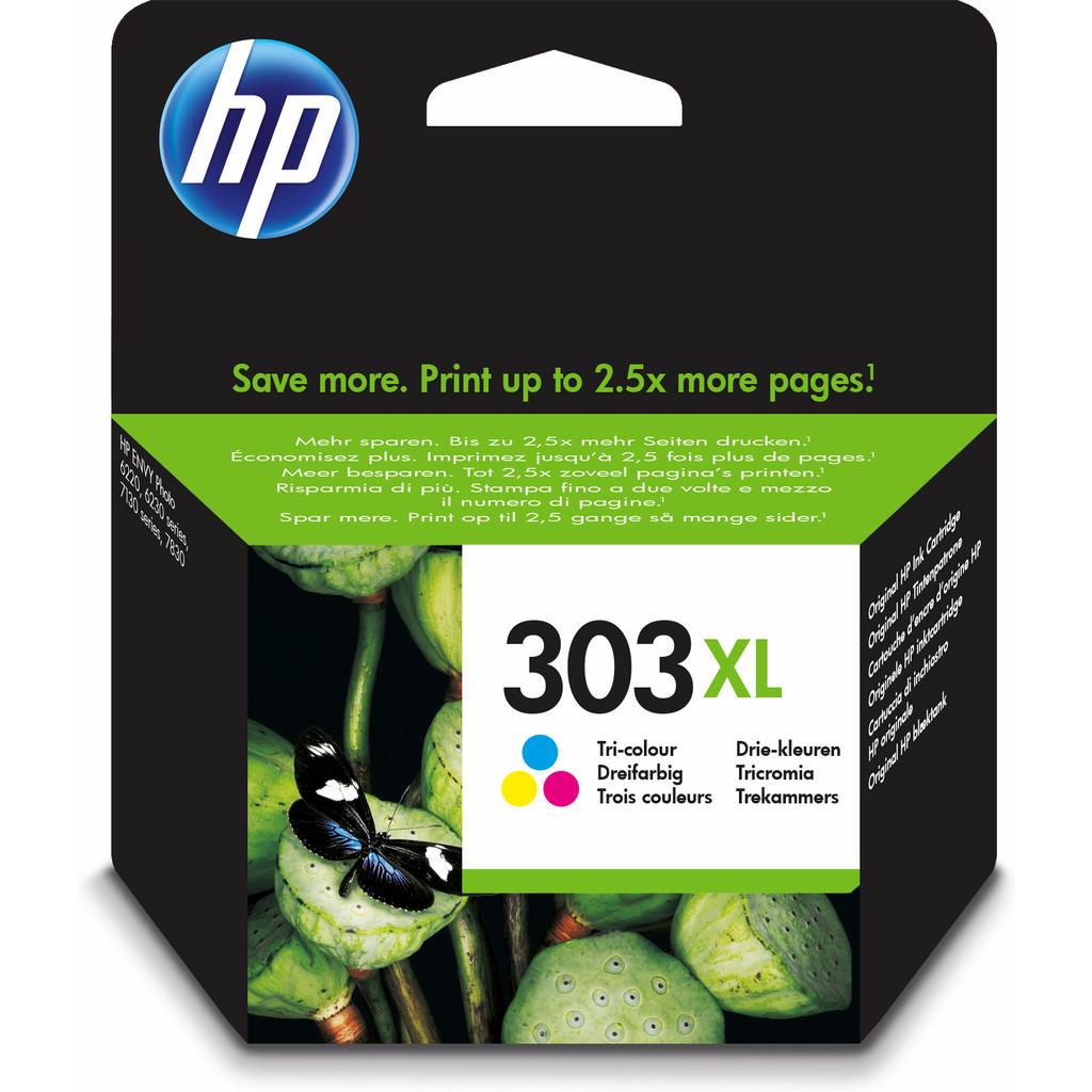 HP 303XL 3-Kleuren Pack (T6N03AE) in Oosterbroek