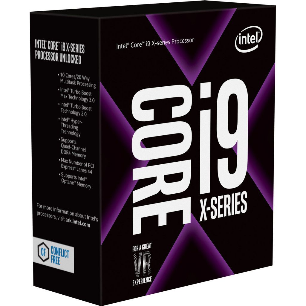 Intel Core i9 7940X Skylake X