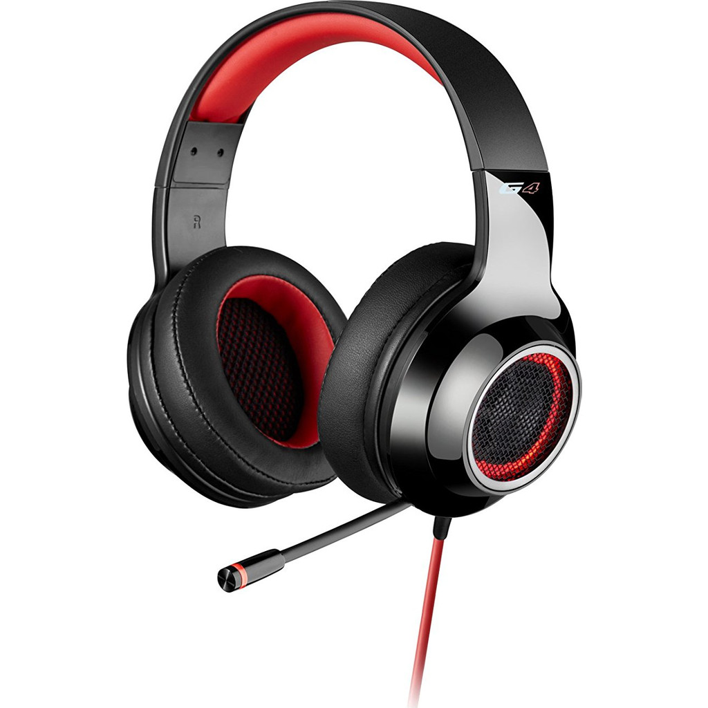Edifier G4 7.1 Surround Sound Gaming Headset Rood kopen