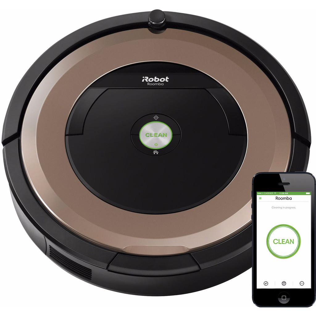 iRobot Roomba 895 in Heumen