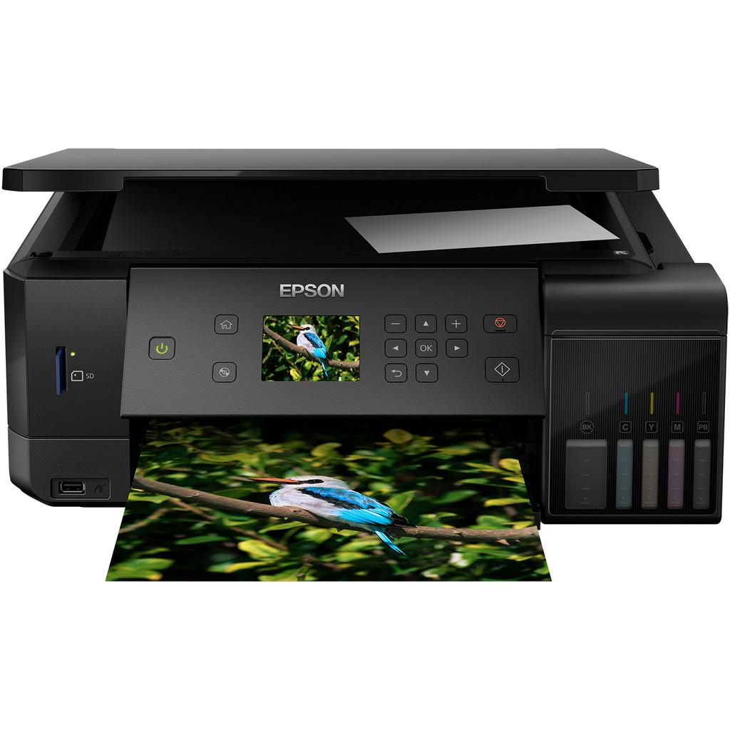 Epson EcoTank ET-7700 5760 x 1440DPI Inkjet A4 32ppm Wi-Fi multifunctional