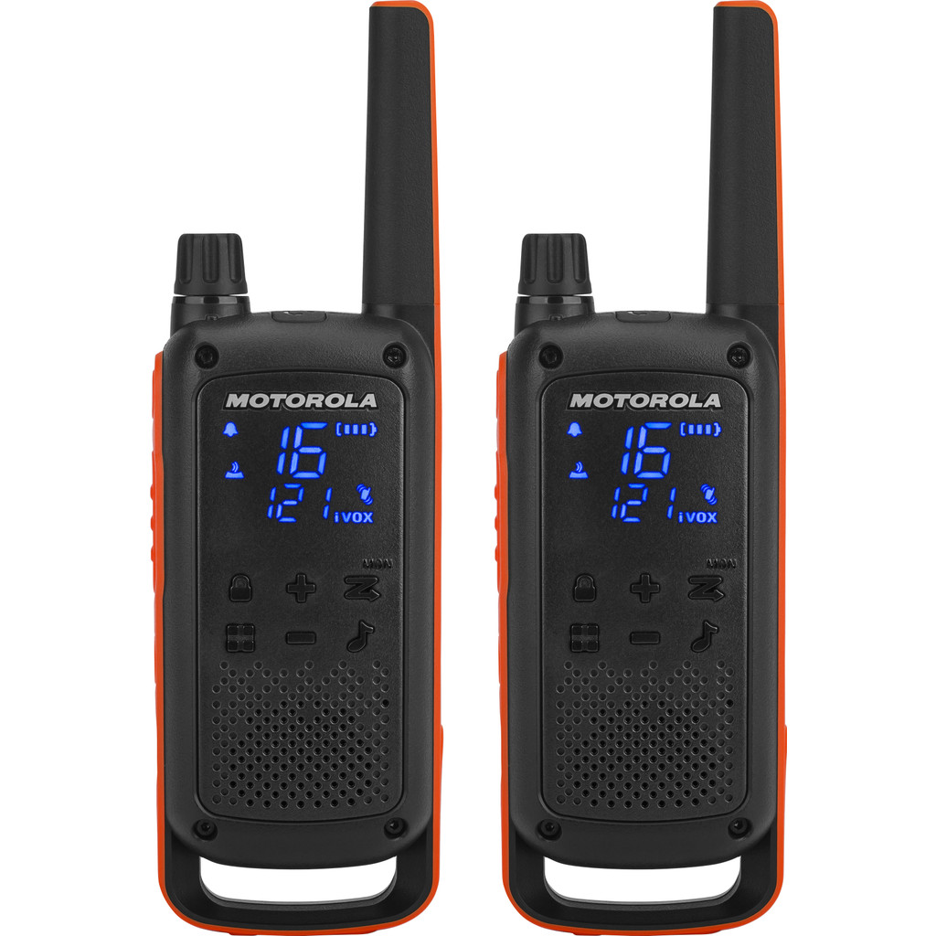 Motorola Talkabout T82 Twin Pack in Oude Wetering