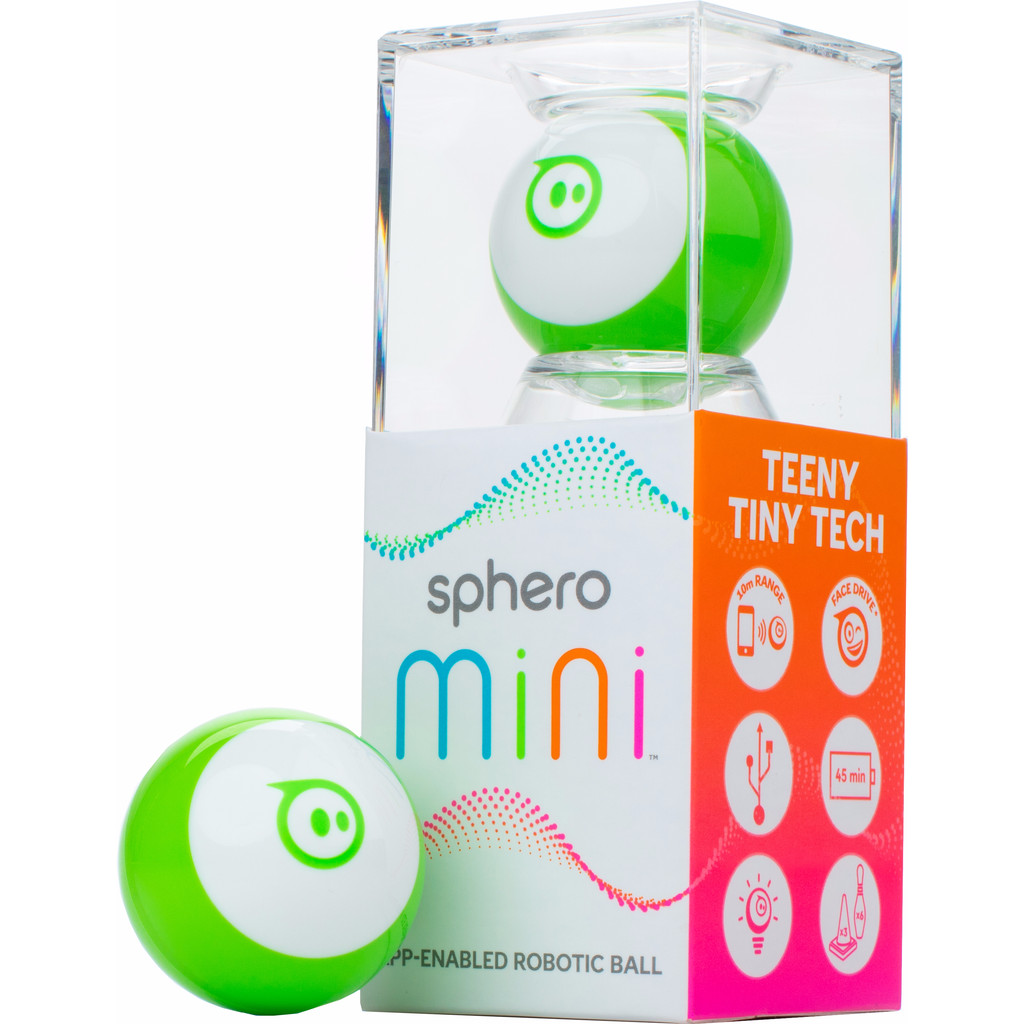 Sphero Mini Groen in Mun