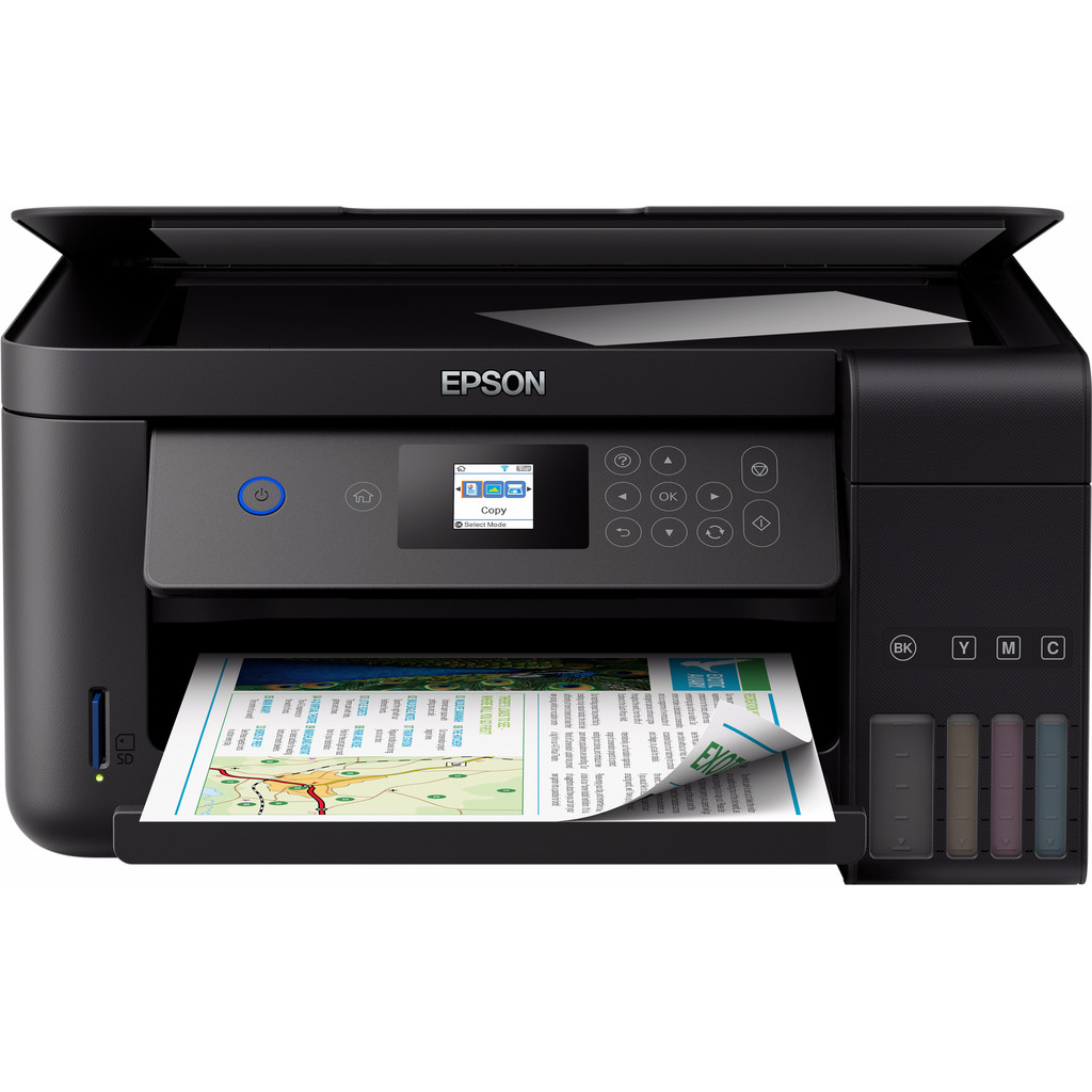 Epson EcoTank ET '2750 5760 x 1440DPI Inkjet A4 33ppm Wi-Fi multifunctional