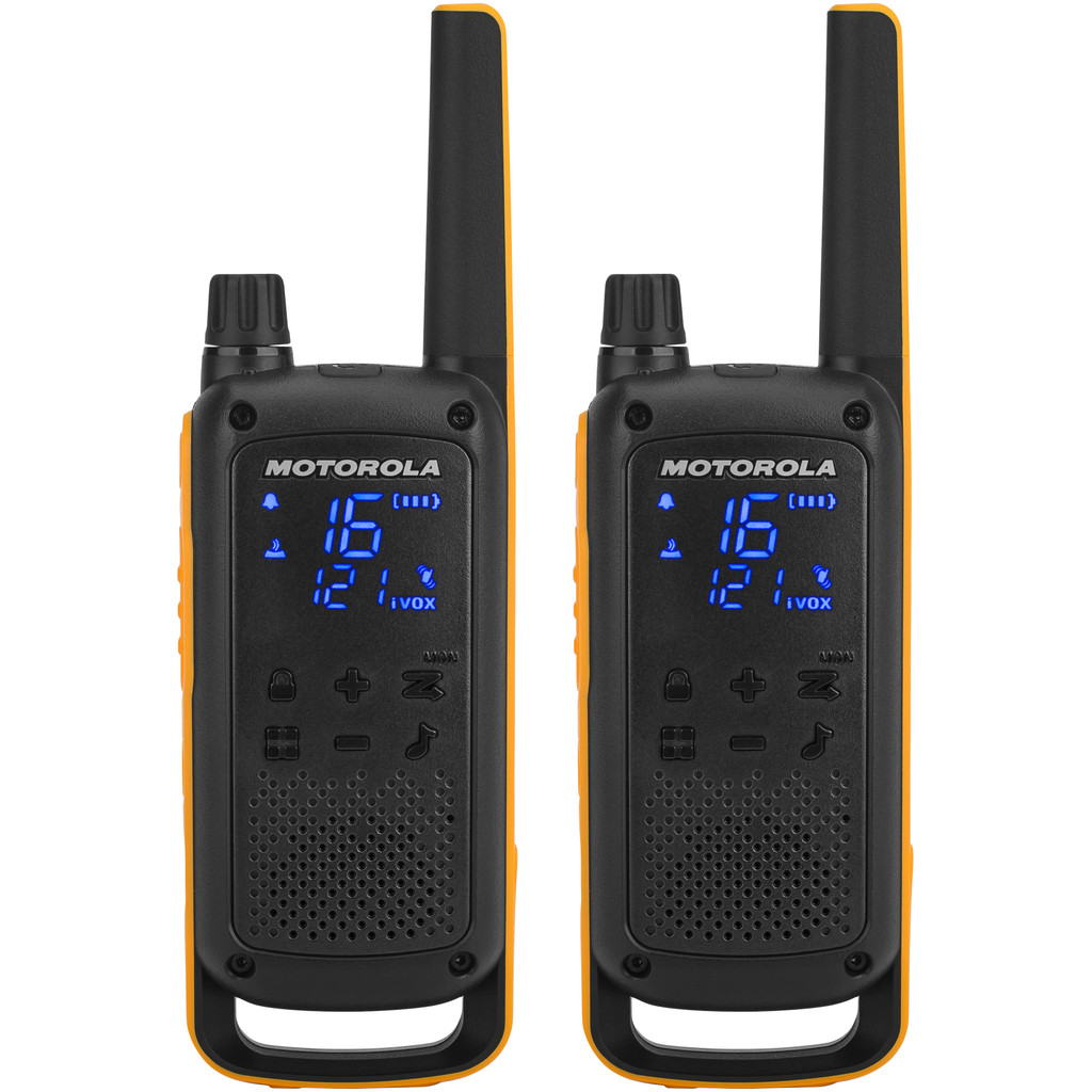 Motorola Talkabout T82 EXTREME Twin Pack in Heisterbrug