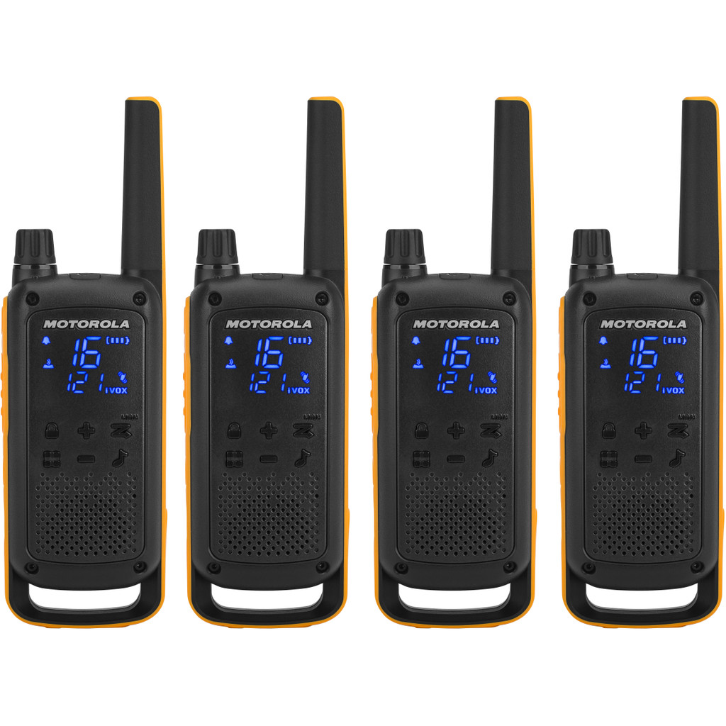 Motorola Talkabout T82 EXTREME Quad Pack in Tongeren