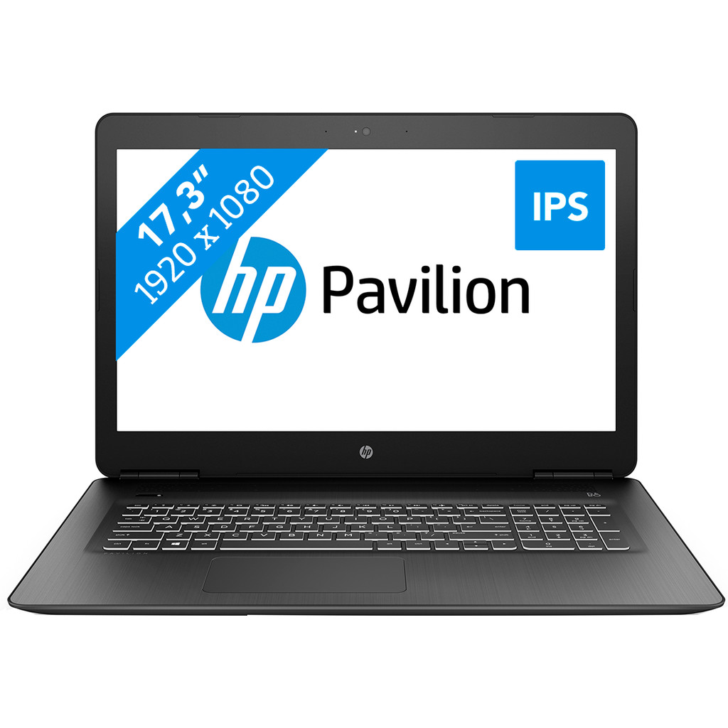 HP Pavilion 17-ab300nd