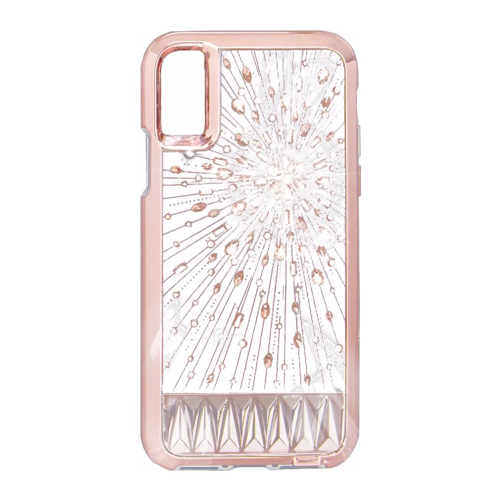 Afbeelding van Case Mate Luminescent Apple iPhone X Back Cover telefoonhoesje