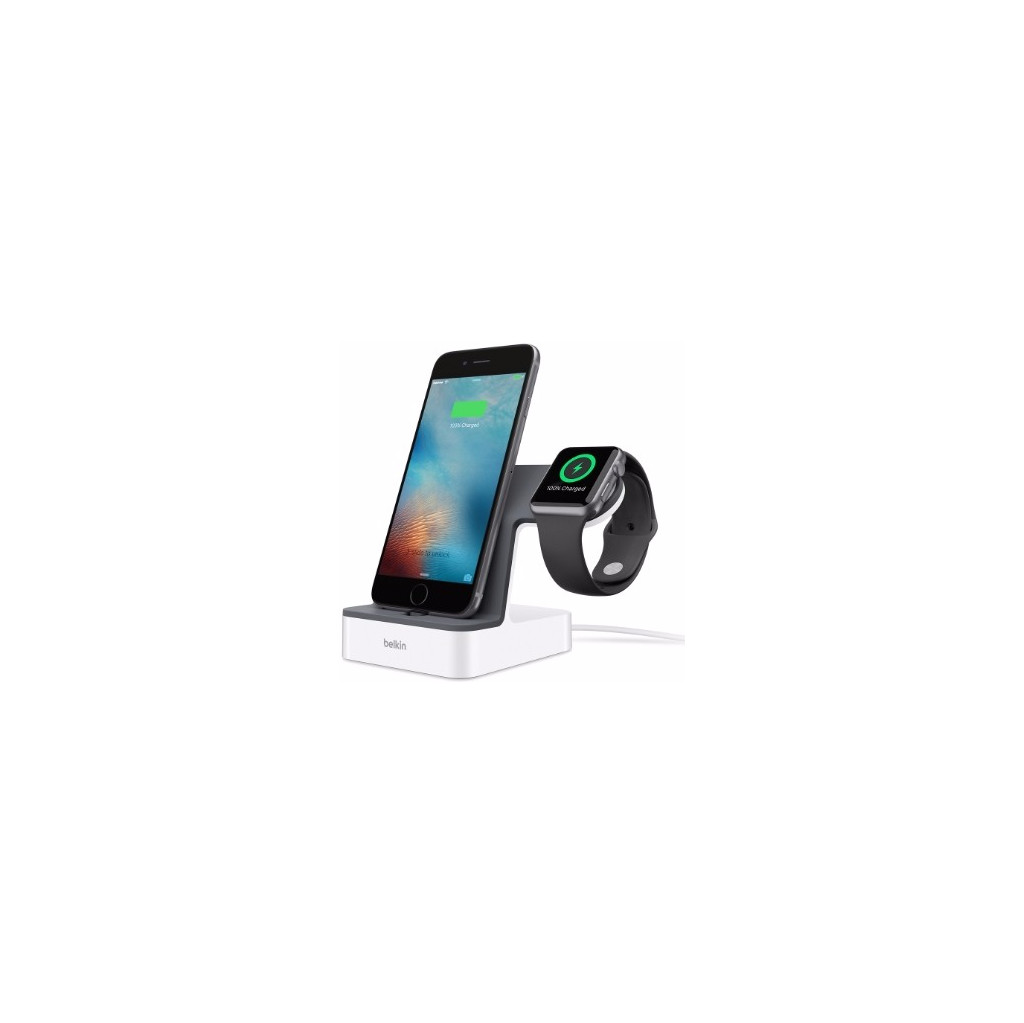 Belkin Apple Watch & iPhone Dock in Presgaux