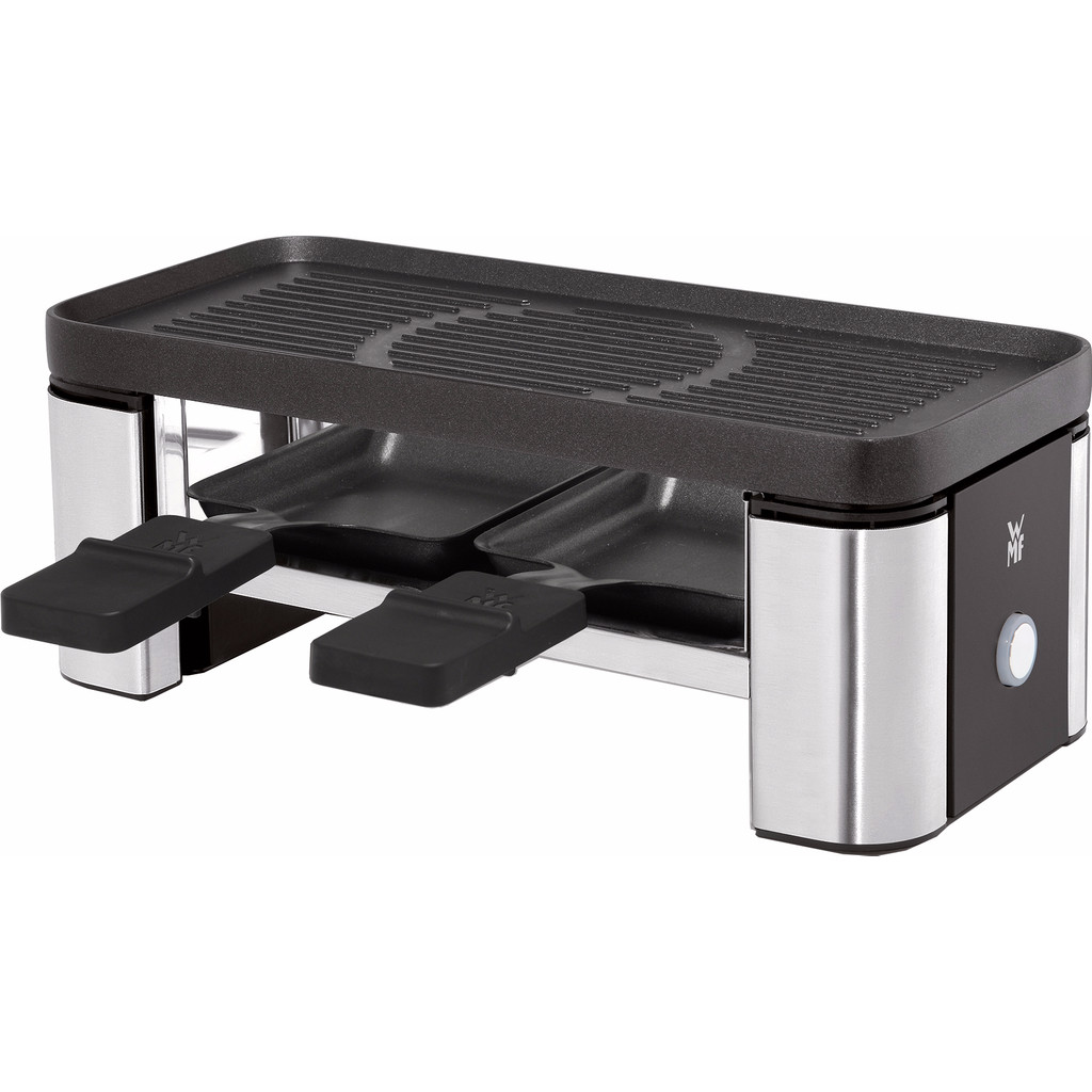 WMF KITCHENminis Raclette for Two in Opvelp
