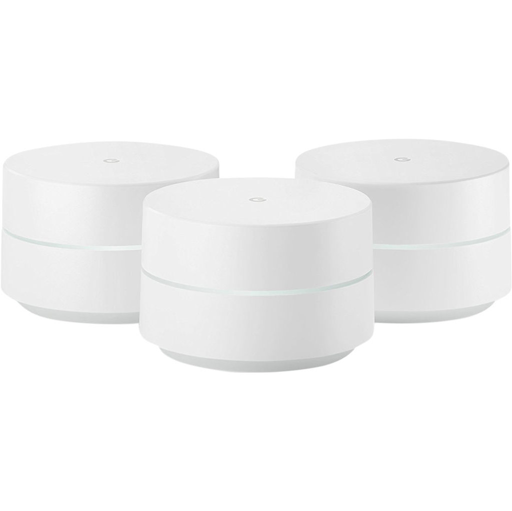 Google Wifi Triple Pack Multiroom wifi in Gimnée