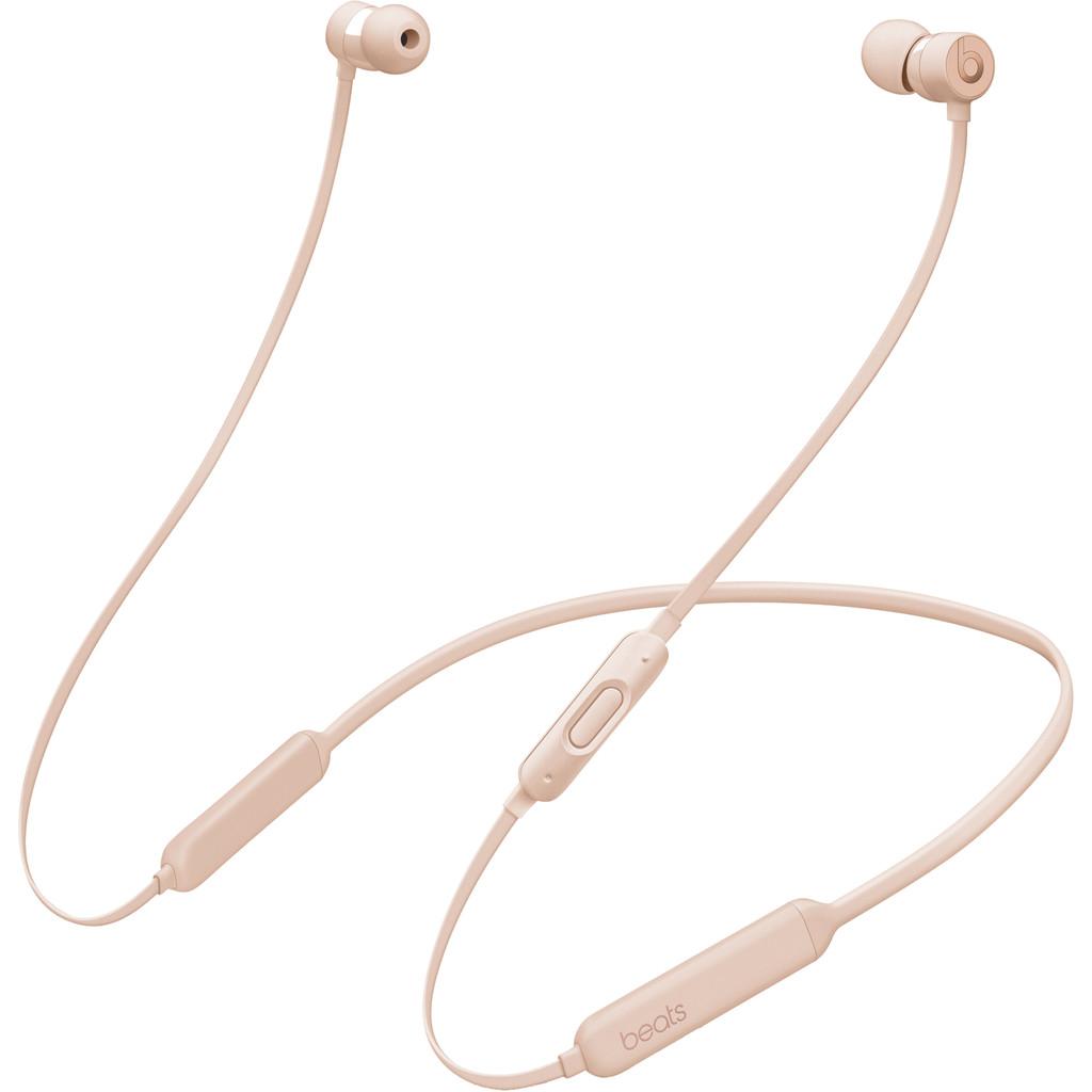 Apple BeatsX In-ear, Neckband Stereofonisch Draadloos Goud mobielehoofdtelefoon